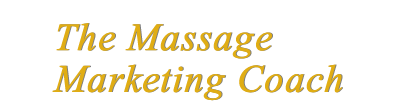 The Massage Marketing Coach